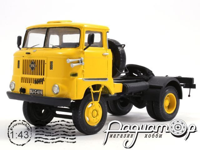 IFA  W50 tractor (1971) 1-2-33