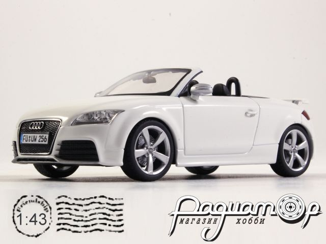 Audi TT RS Roadster (2006) 450737600 (NK)