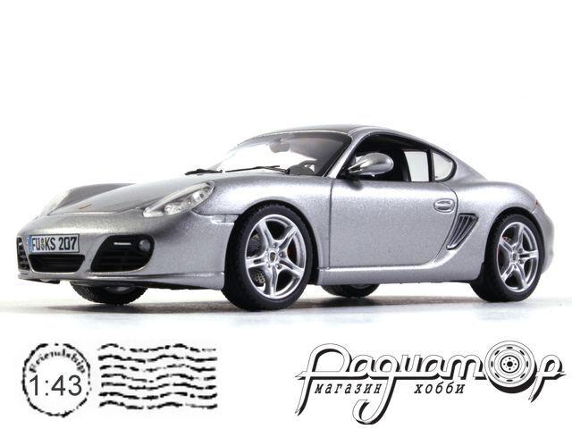 Porsche Cayman S (2008) 07301 (NK)