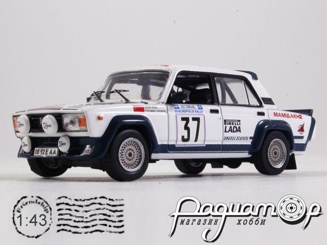 ВАЗ-2105 Lada 2105, №37, Rallye Acropolis, VFTS, H.Ohu/T.Diener (1983) RAC294