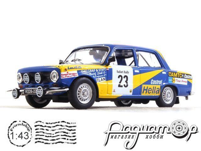 ВАЗ-2106 Lada 1600, №23, Rallye Safari, R.Stohl/R.Kaufmann (1982) RAC296