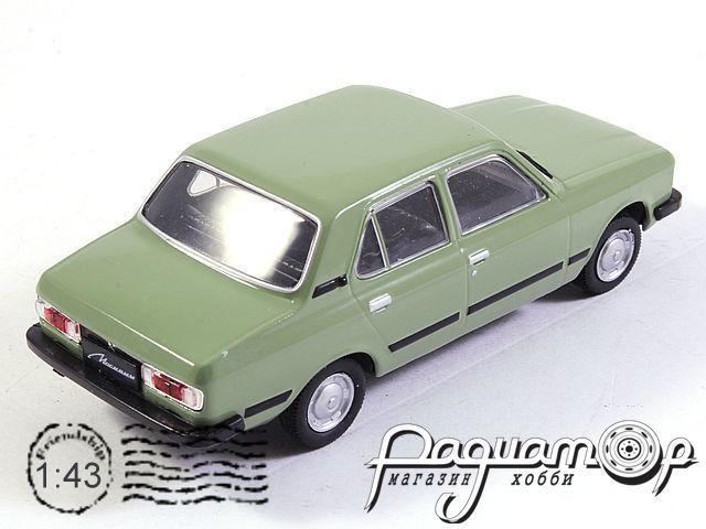 Автолегенды СССР №83, Москвич-3-5-6 (1975) (I) 1967