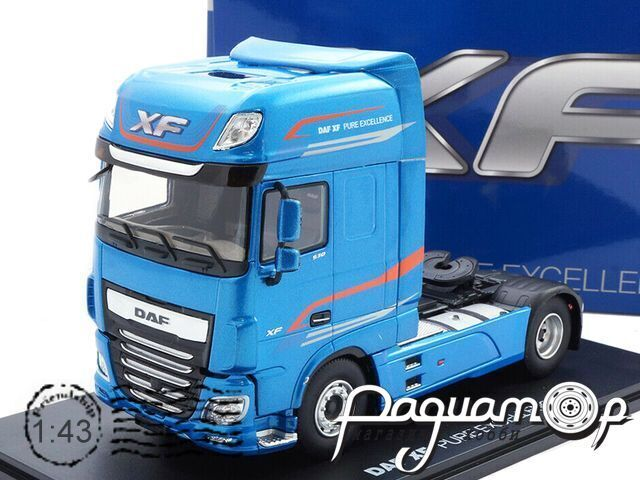 DAF XF530 My Pure Exellence (2017) 116471