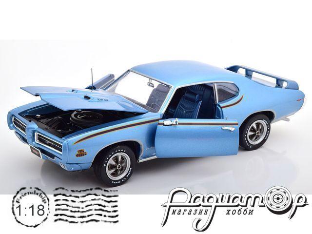 Pontiac GTO Judje Coupe (1969) AMM1171/06
