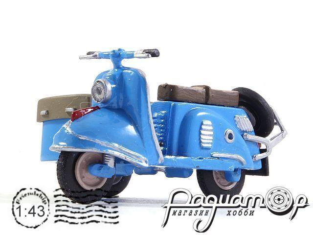 Тула Т-200М с грузовой коляской (1961) 200301