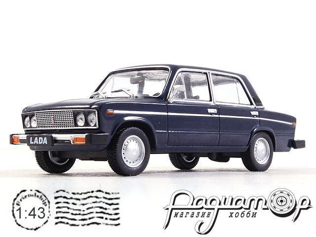 Автолегенды СССР и Соцстран №274, ВАЗ-21061 (1978)