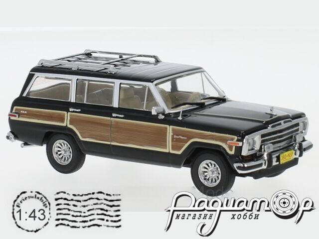 Jeep Grand Wagoneer (1989) CLC328N