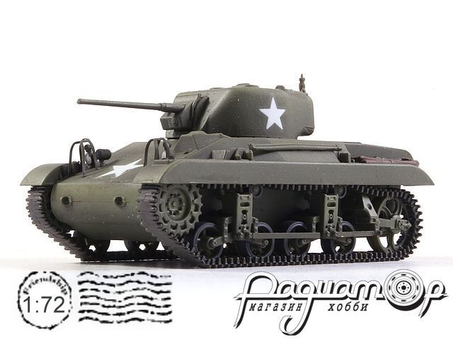 M22 Locust Airborne Light Tank (1943) CP0720
