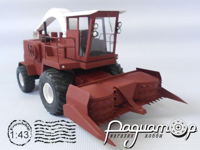 Комбайн Дон-680 силосный (1990) NRG1116