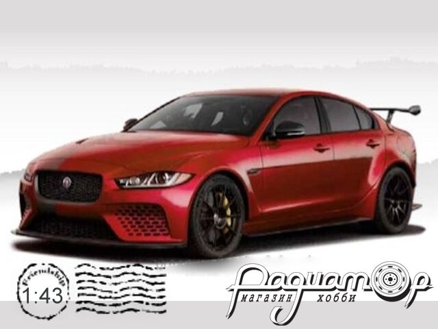 Jaguar XE SV Project 8-201 (2018) MOC300