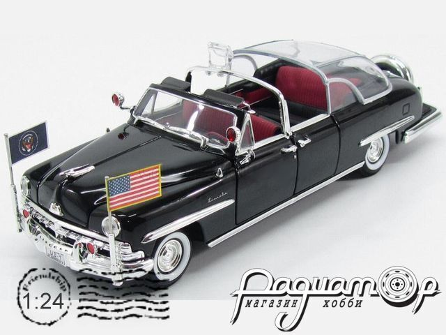 Lincoln Cosmopolitan Bubble Top Presidential Truman (1950) LDC24058