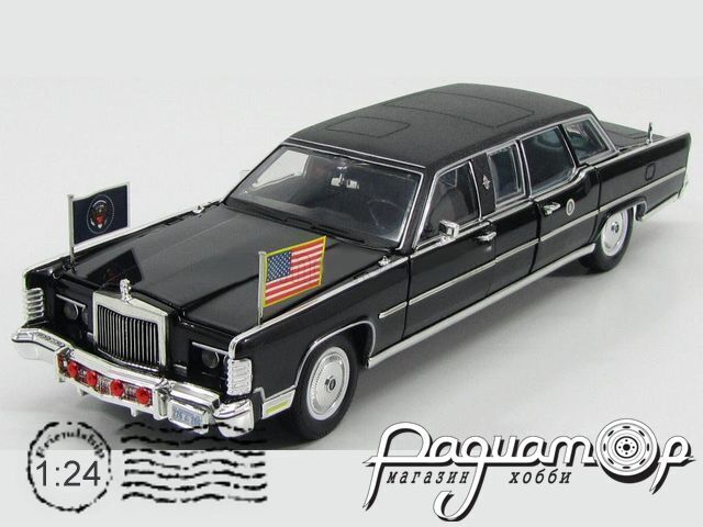 Lincoln Continental Presidential Limousine Regan (1972) LDC24068