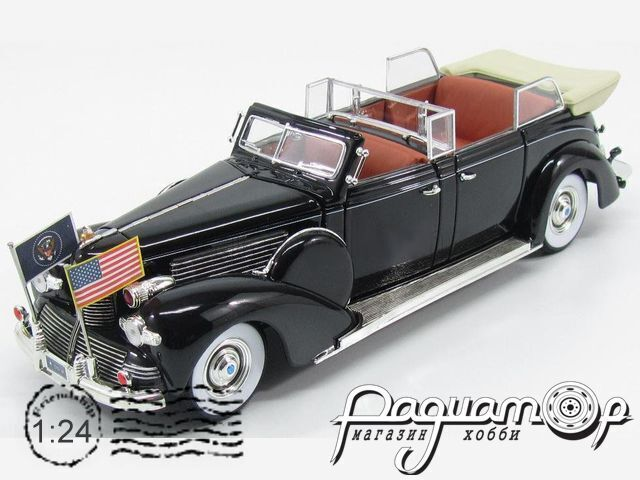 Lincoln Sunshine Special Presidential Limousine F.Roosevelt (1939) LDC24088