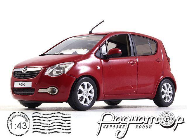 Opel Agila (2008) 1088095 (I) 1114