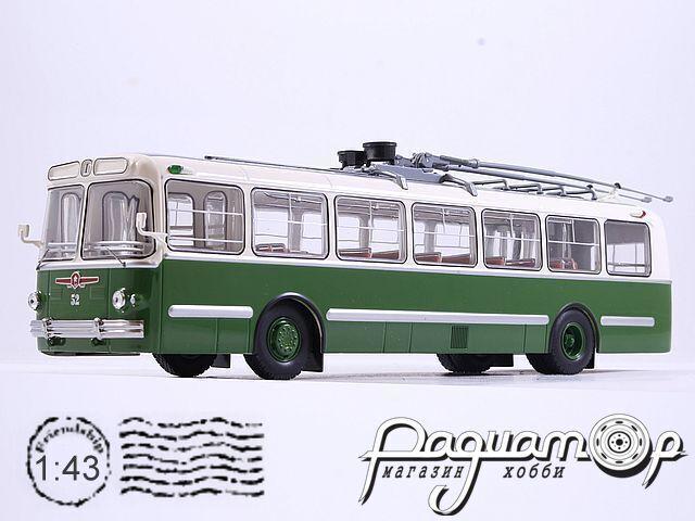 Троллейбус ЗиУ-5 (1960) 04006F