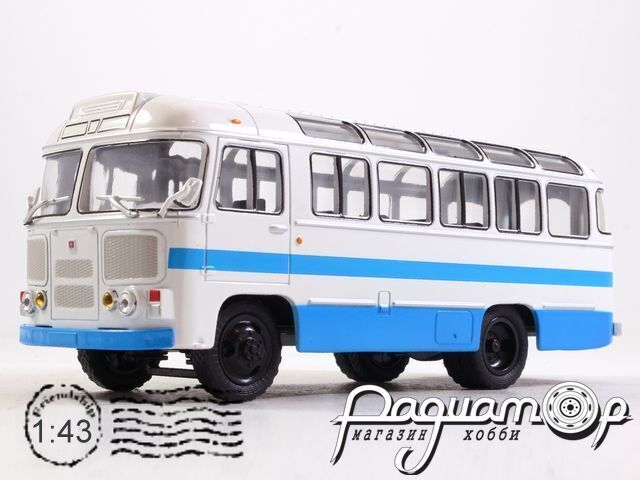Наши Автобусы №7, ПАЗ-672М (1982)