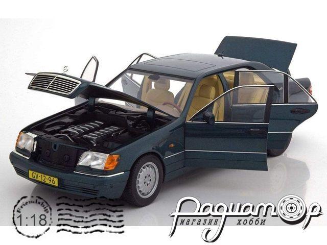 Mercedes-Benz S-Class S600 (W140) (1997) 183593