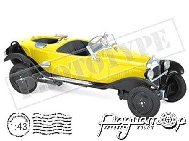 Citroen B2 Caddy (1923) 153173