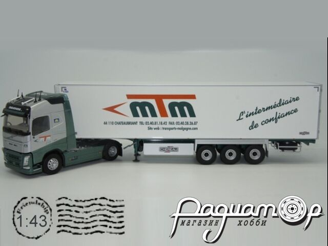 Volvo FH4 500, Transports Malgogne (2016) 116600