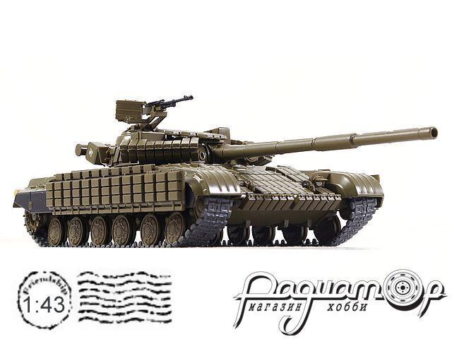 Наши Танки №36, Т-64БВ (1984)