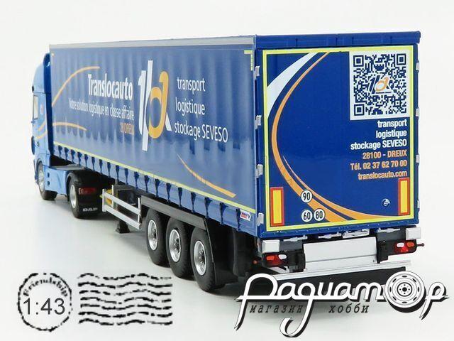 DAF XF530 MY 2017 Superspace Cab Truck Telonato Translocauto (2017) 116729