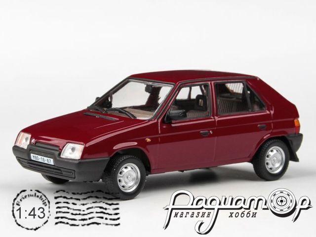Skoda Favorit 136L (1988) 143ABS-708BJ