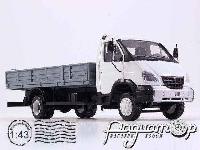 ГАЗ-3310 «Валдай» бортовой, удлиненный (2003) NIK141