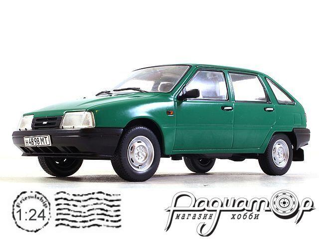 Легендарные Советские Автомобили №60, ИЖ-2126