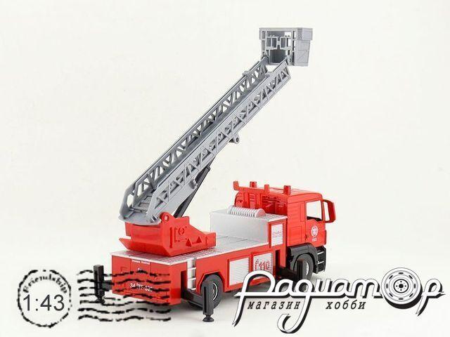 MAN TGS 18.320 пожарная автолестница (2011) 200322