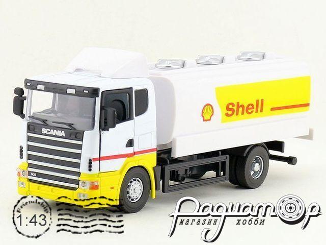 Scania автоцистерна Shell (1995) 200323