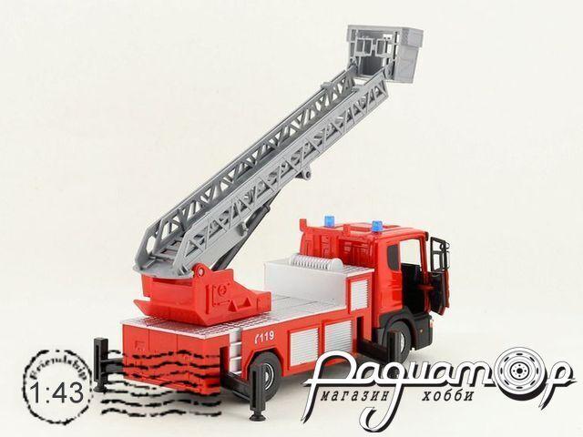 Scania пожарная автолестница (1995) 200324