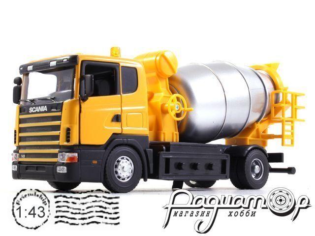 Scania бетономешалка (1995) 200327*