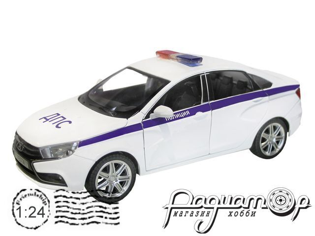LADA Vesta Полиция (2015) JB1251151