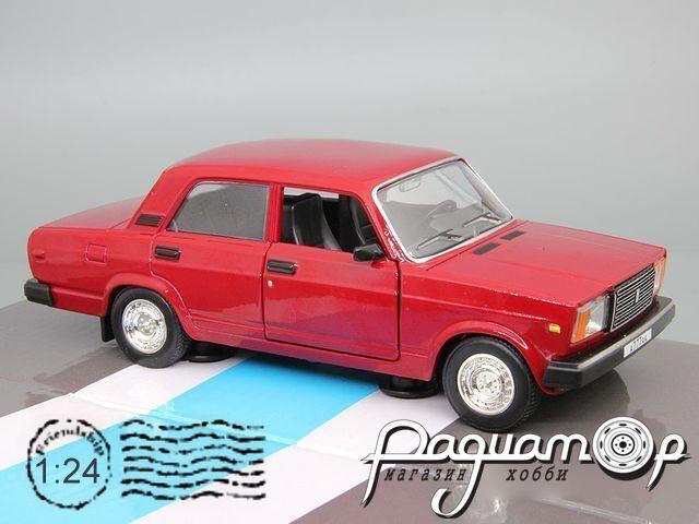 ВАЗ-2107 «Жигули» (1982) JB1200159