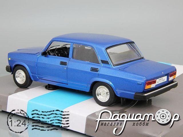 ВАЗ-2107 «Жигули» (1982) JB1200158