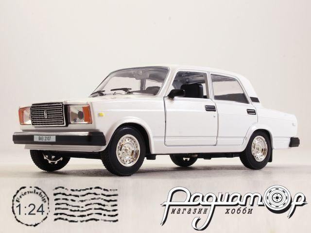 ВАЗ-2107 «Жигули» (1982) JB1200157