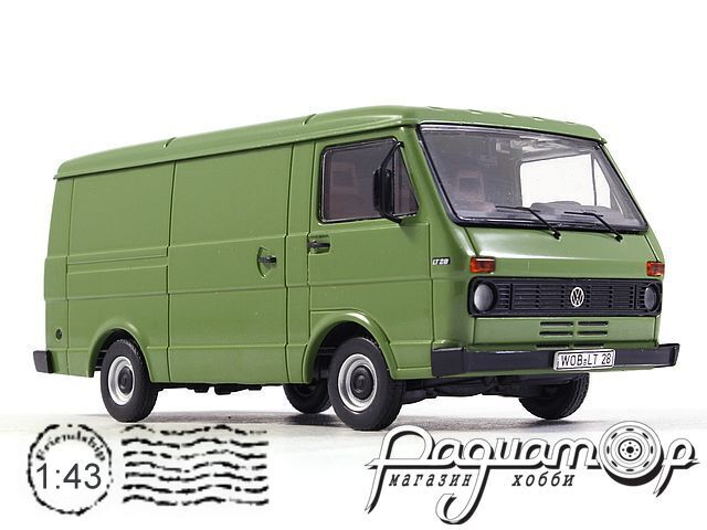 Volkswagen LT28 Van (1996) PCL13300