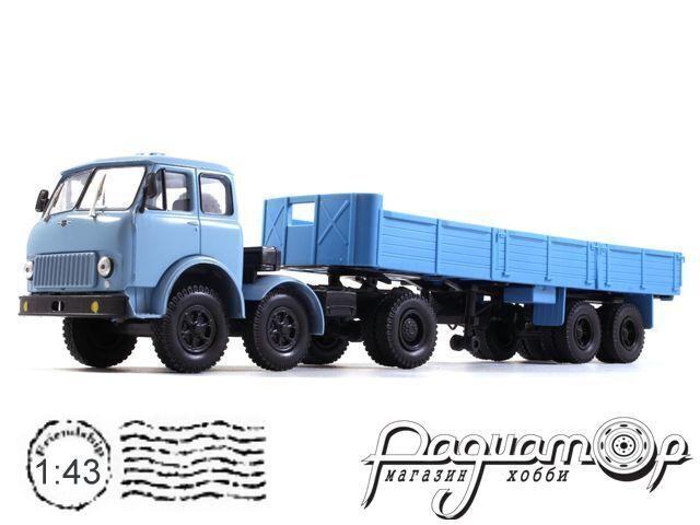 МАЗ-520 с полуприцепом МАЗ-5205 (1972) 200339