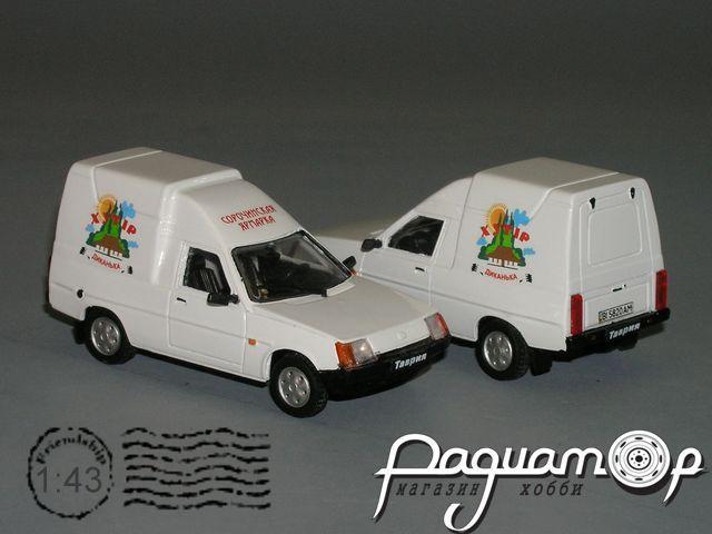 ЗАЗ-11055 «Таврия» фургон «Сорочинская Ярмарка» (1992) РZ-84.1
