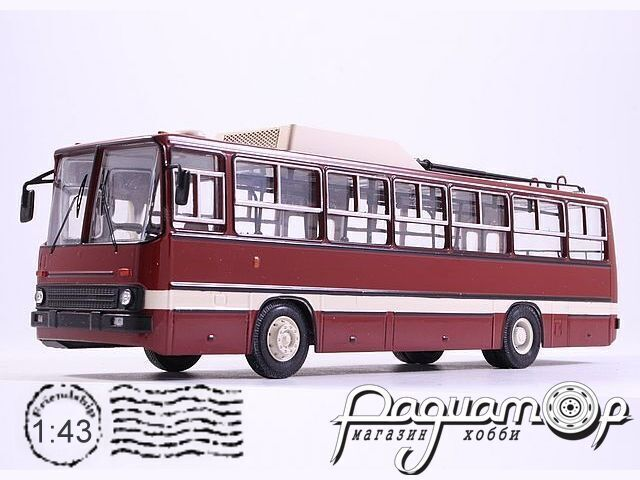 Троллейбус Ikarus-260.T2 (1986) NRG43002