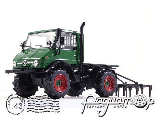 Тракторы №137, Unimog 406 (1977)
