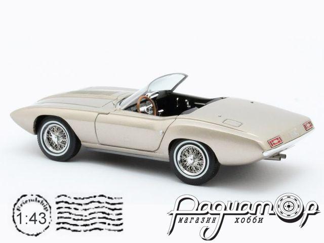 Ford Bordinat Cobra Concept №CSX3001 (1965) MX50603-041