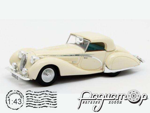 Talbot-Lago T150C Cabriolet Figoni & Falaschi №90111 (1936) MX41904-032
