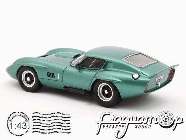 AC A98 Coupe (1964) MXR50101-011