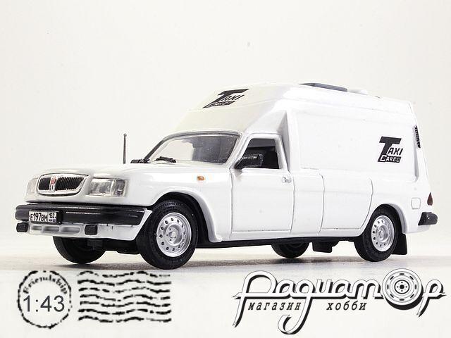 ГАЗ-3110 «Самотлор» фургон (1997) РZ-43.2-Special