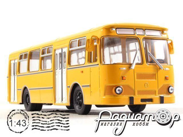 Наши Автобусы №8, ЛиАЗ-677М (1986)
