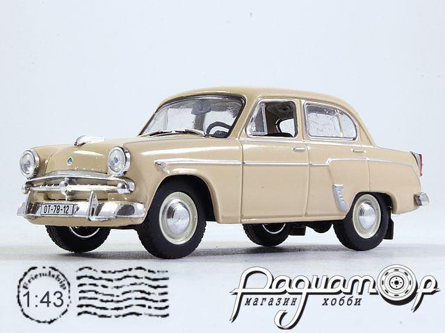 Москвич-407 (1958) (I) 0616