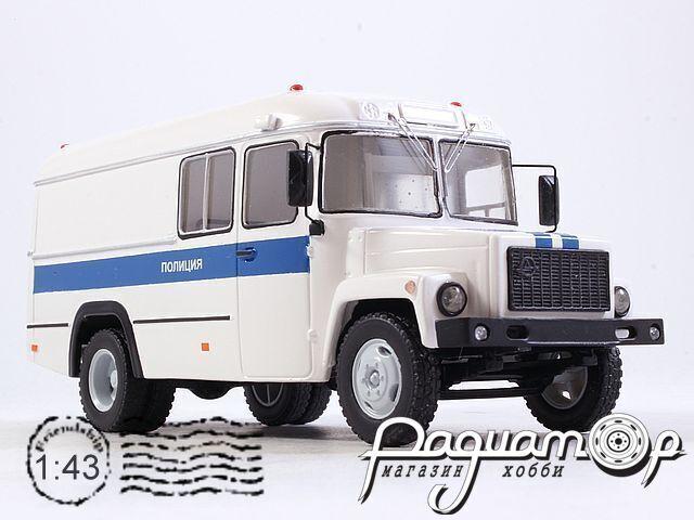 КАВЗ-3976-А3 Автозак (1989) NIK148