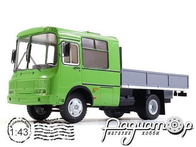 ПАЗ-32054 внутризаводской (2017) NIK149