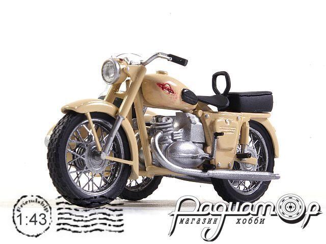 Иж-56 с коляской (1956) 200406